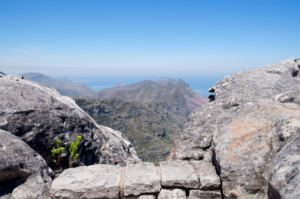 View of Cape Town, South Africa