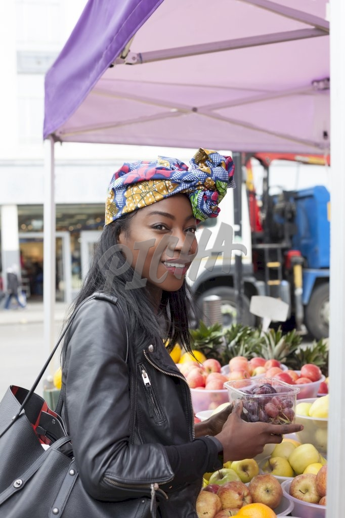 African in London