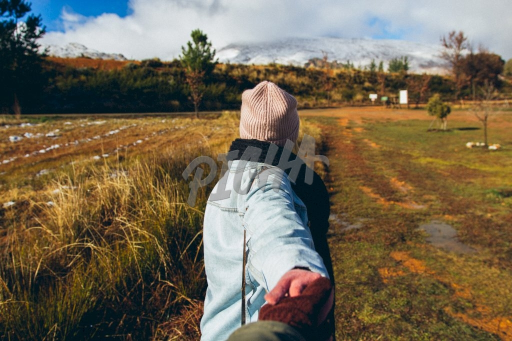 Take my hand in Matroosberg, South Africa