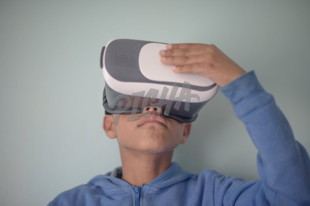 The virtual reality experience,