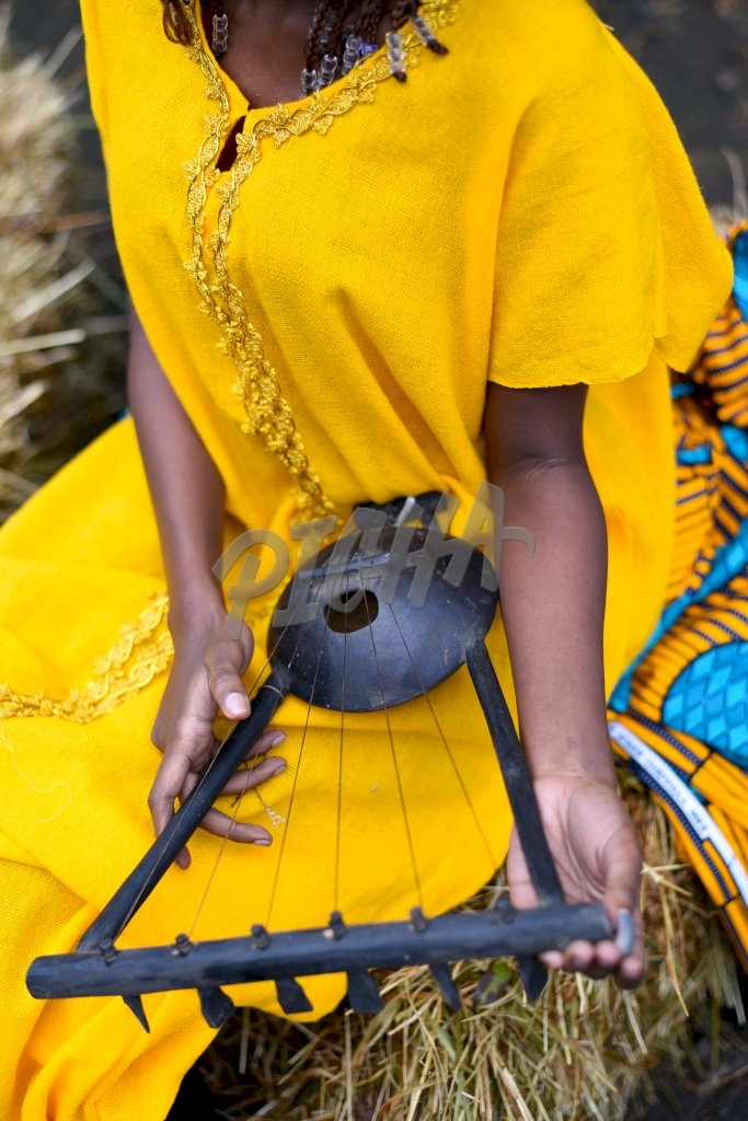 African Lyre