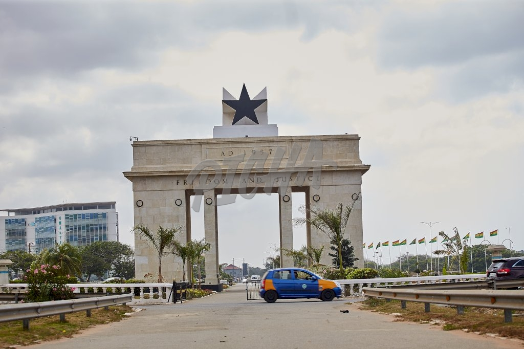 Independence Arch