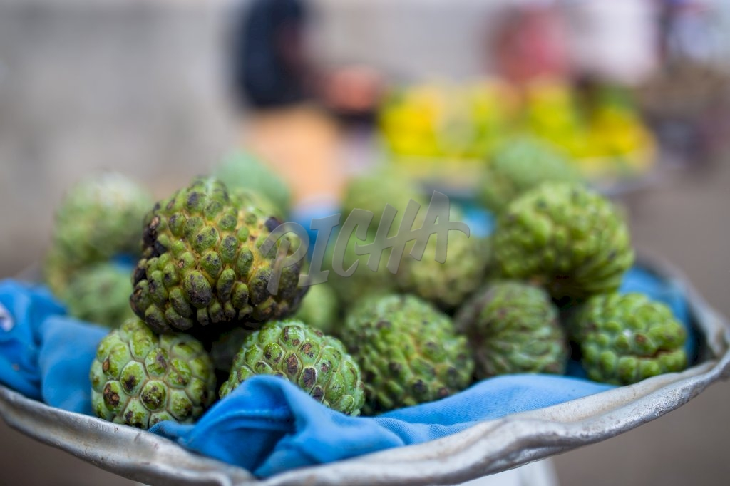 Custard Apple from the market