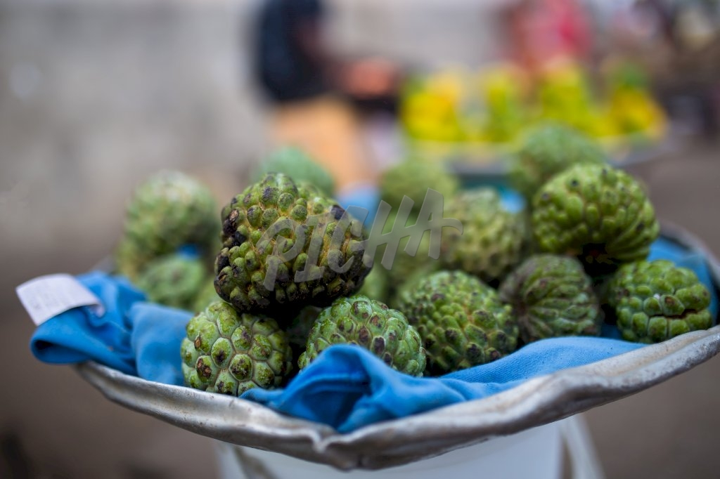 Sugar Apple Fruits from the market