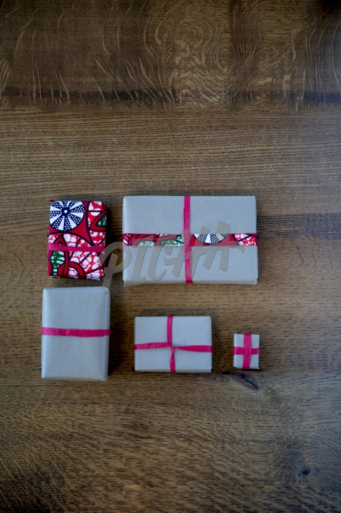 Selection of gift boxes