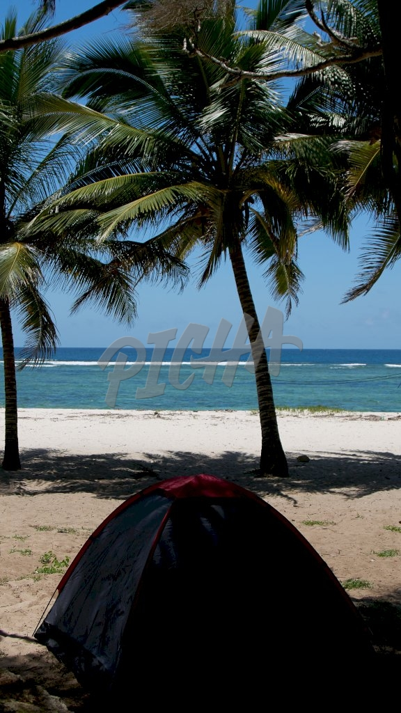 Tiwi Beach in Mombasa