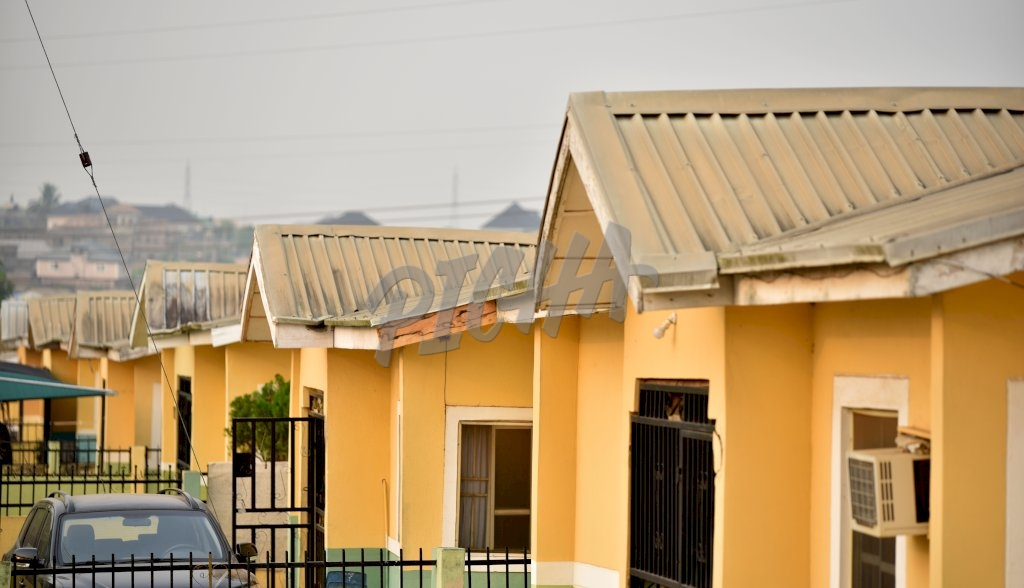 Lagos affordable housing