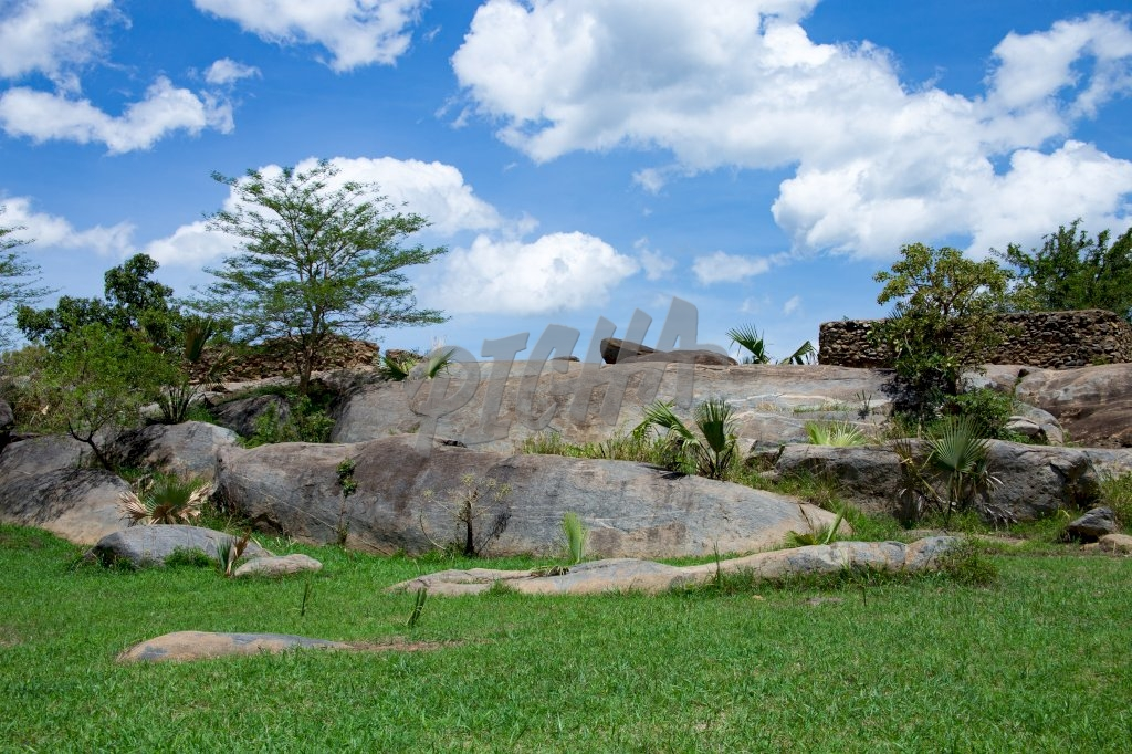 Fort Patiko in Uganda