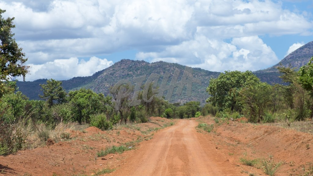 Views of Kaabong in Uganda