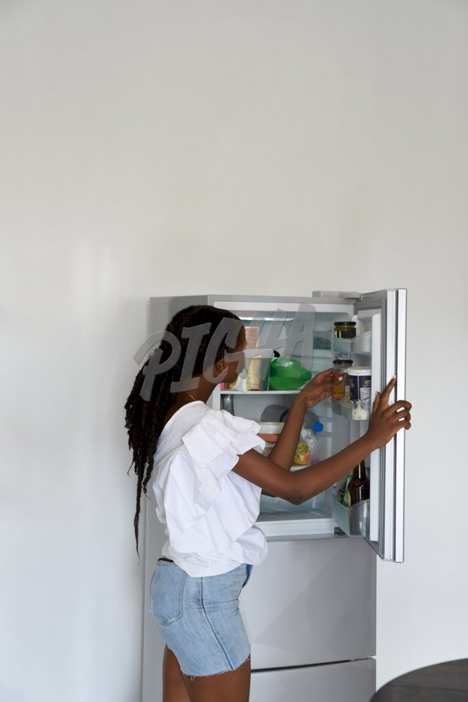 Foraging in the refrigerator