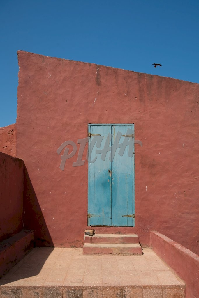 House of slaves, Goree