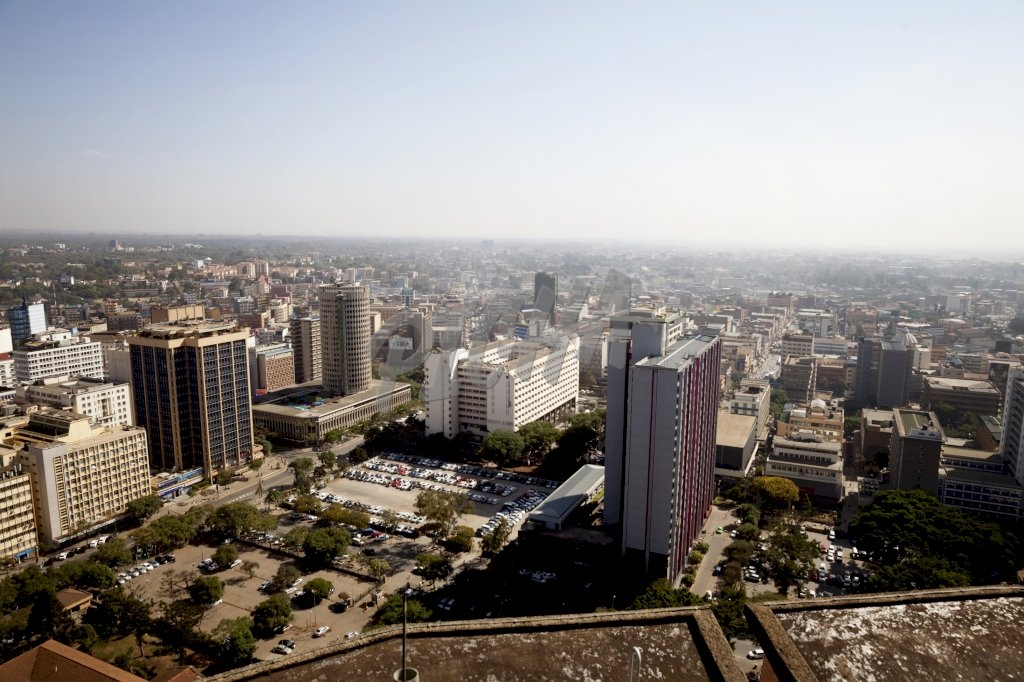 View of Nairobi| Kenya