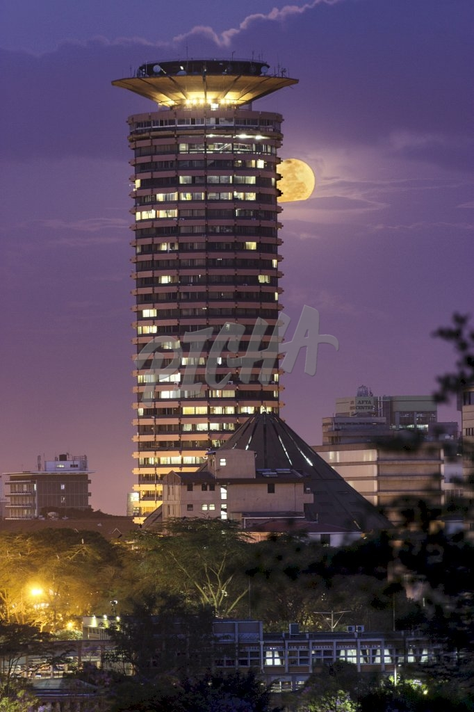Supermoon KICC