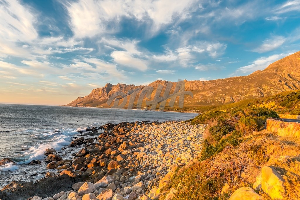 Coastal view, South Africa