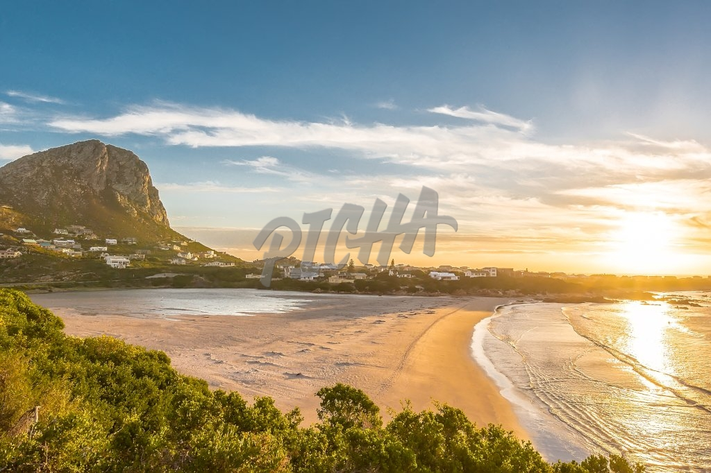 Mountain and Sea View, South Africa