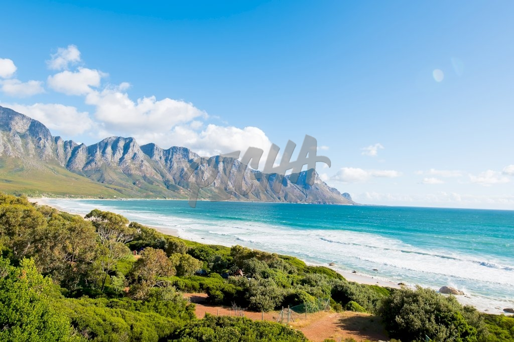 Scenic view, South Africa