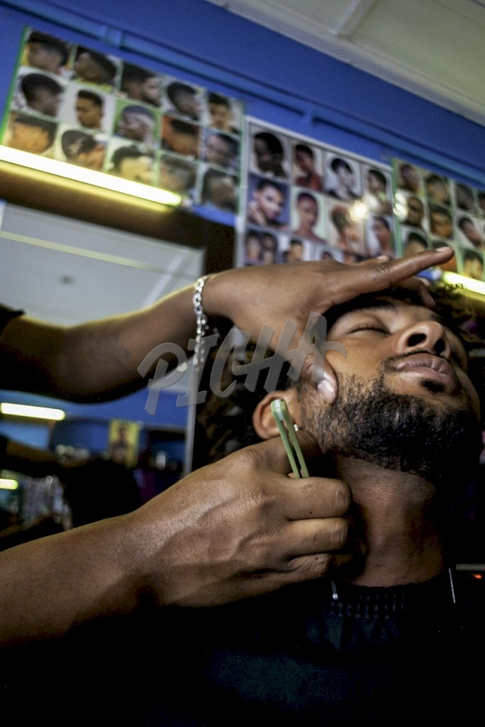 Barber Shop in Cape Town