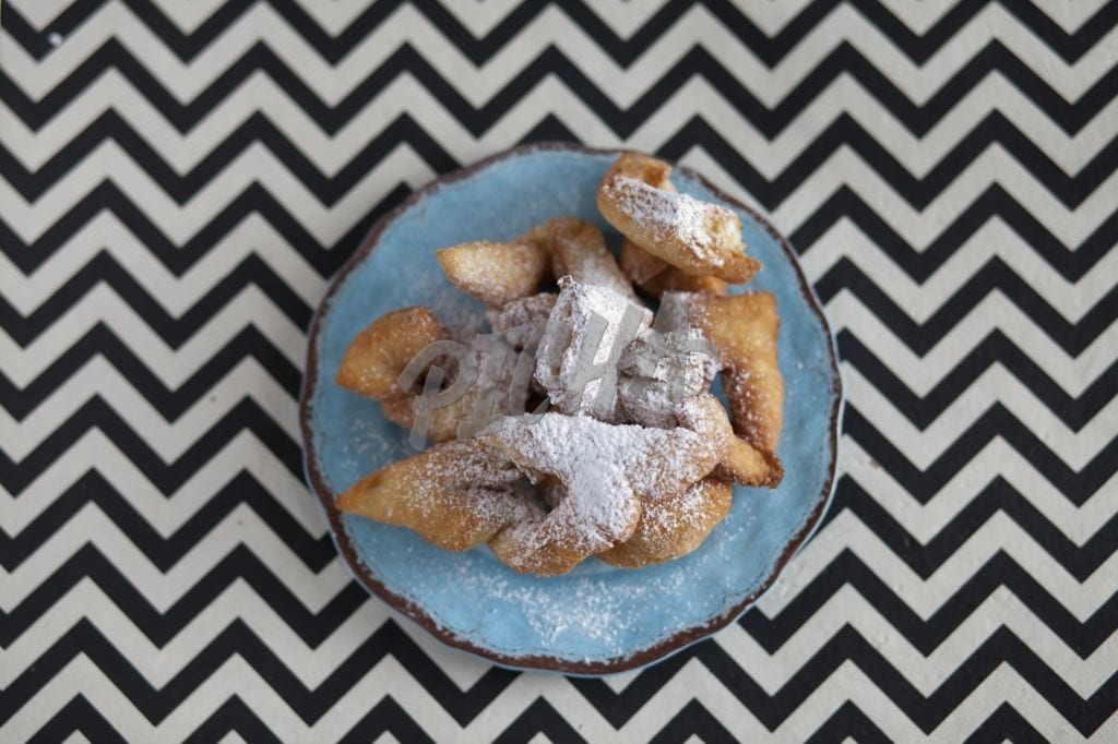 Fat tuesday beignets