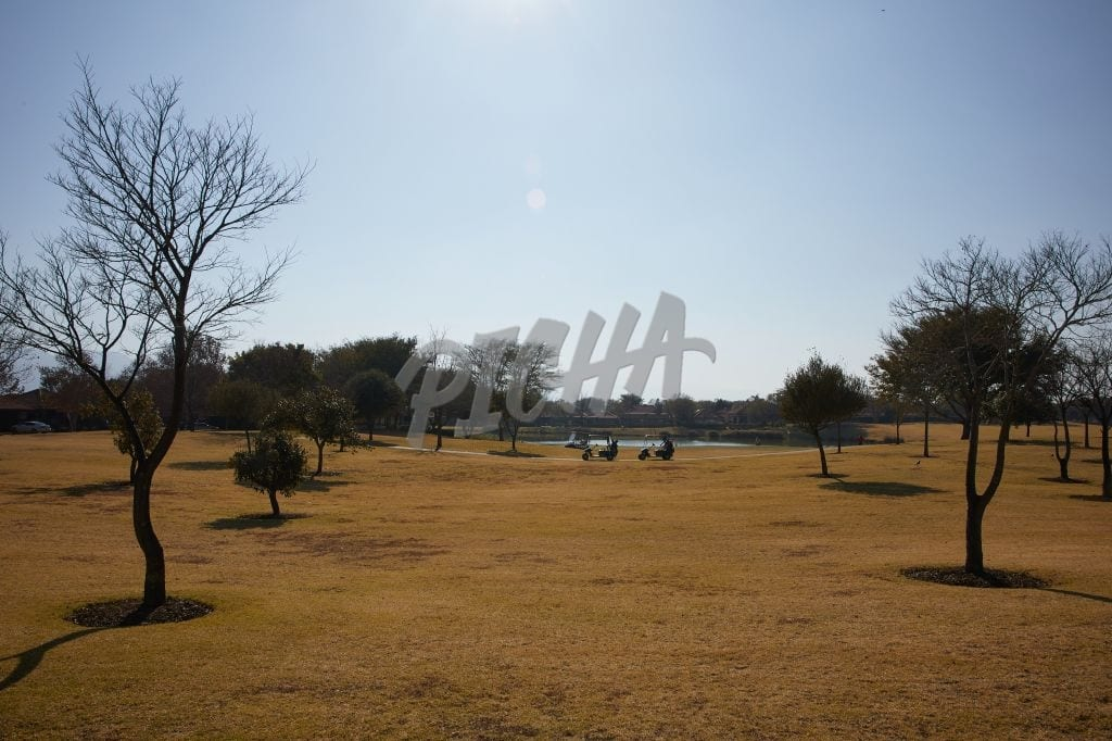 Dry Golf course