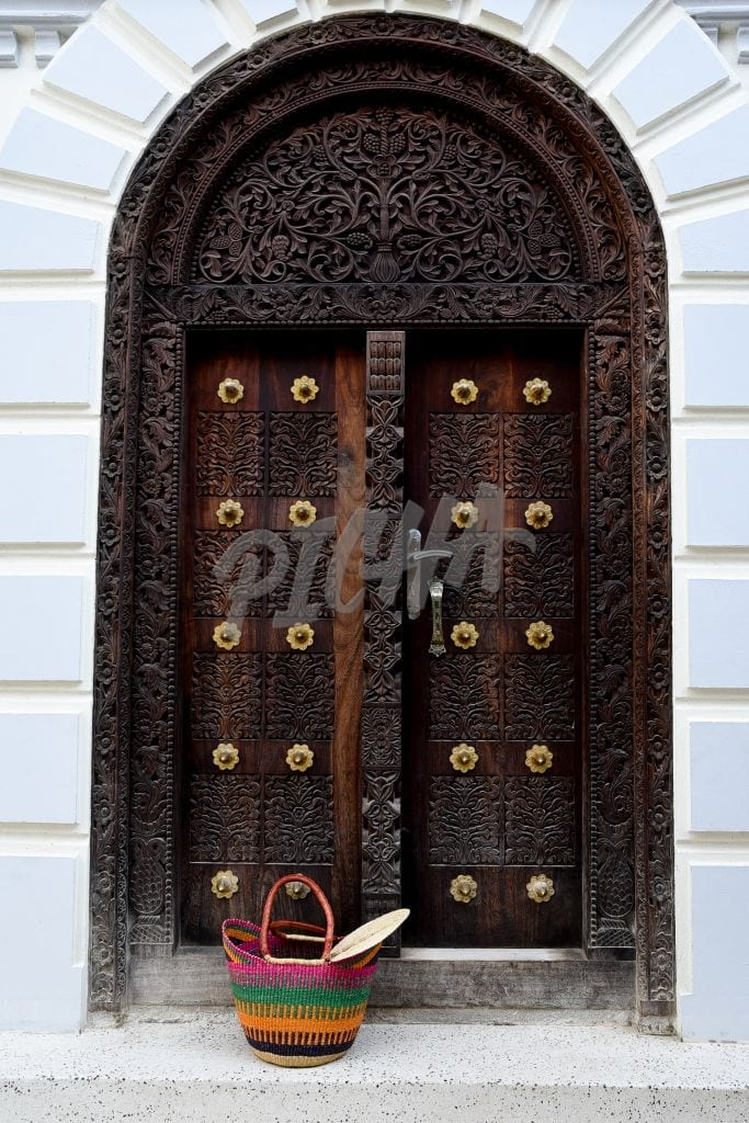 Stunning Swahili door