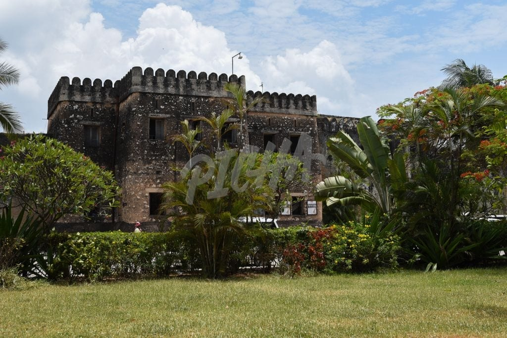 Old fort of Zanzibar