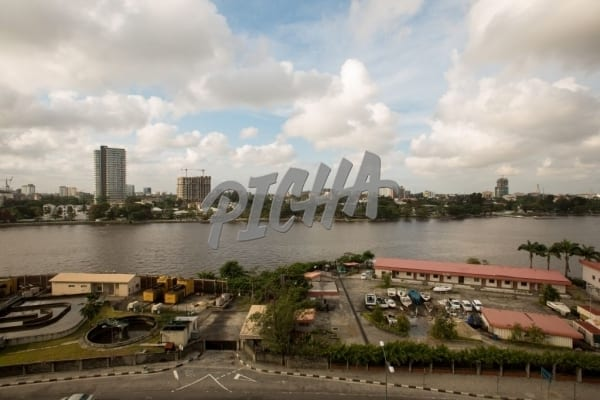 View of Lagos