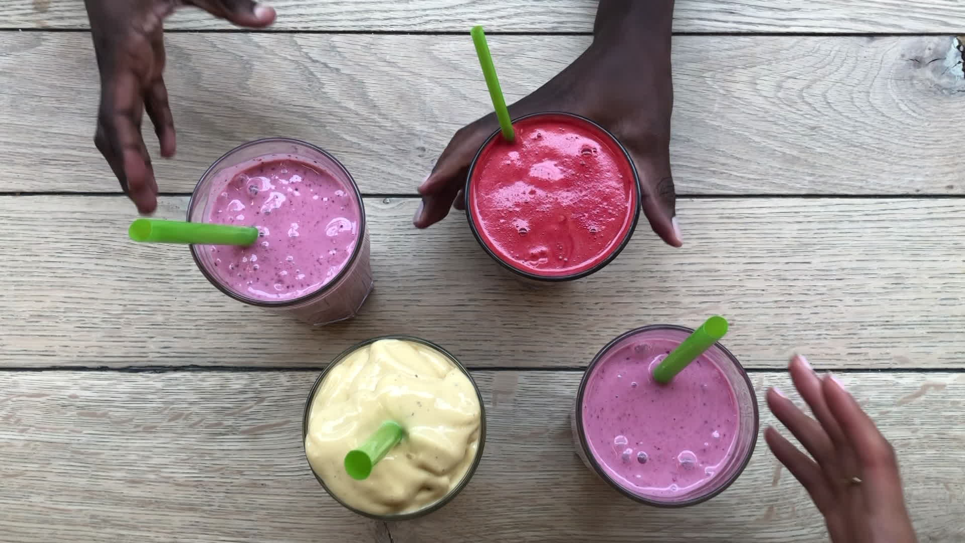 Smoothie delight