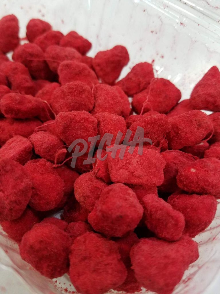 red snack