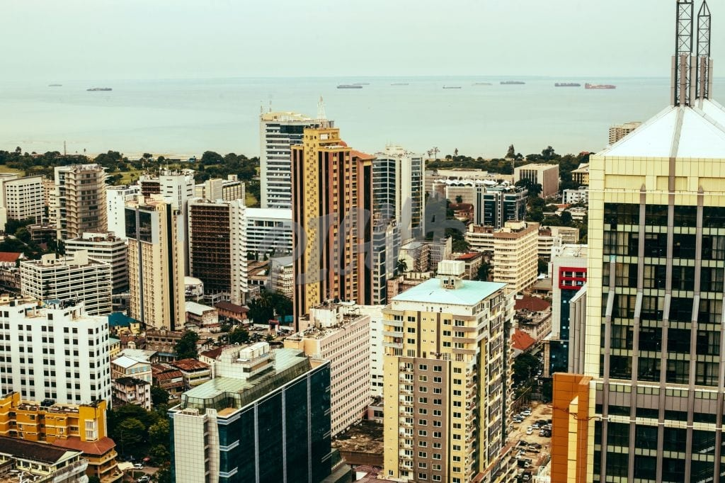 dar es salaam city scapes