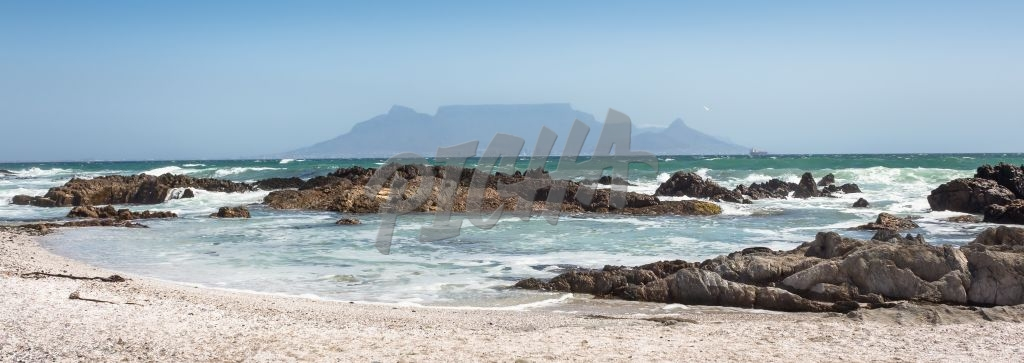Panoramic view of Table Mountain