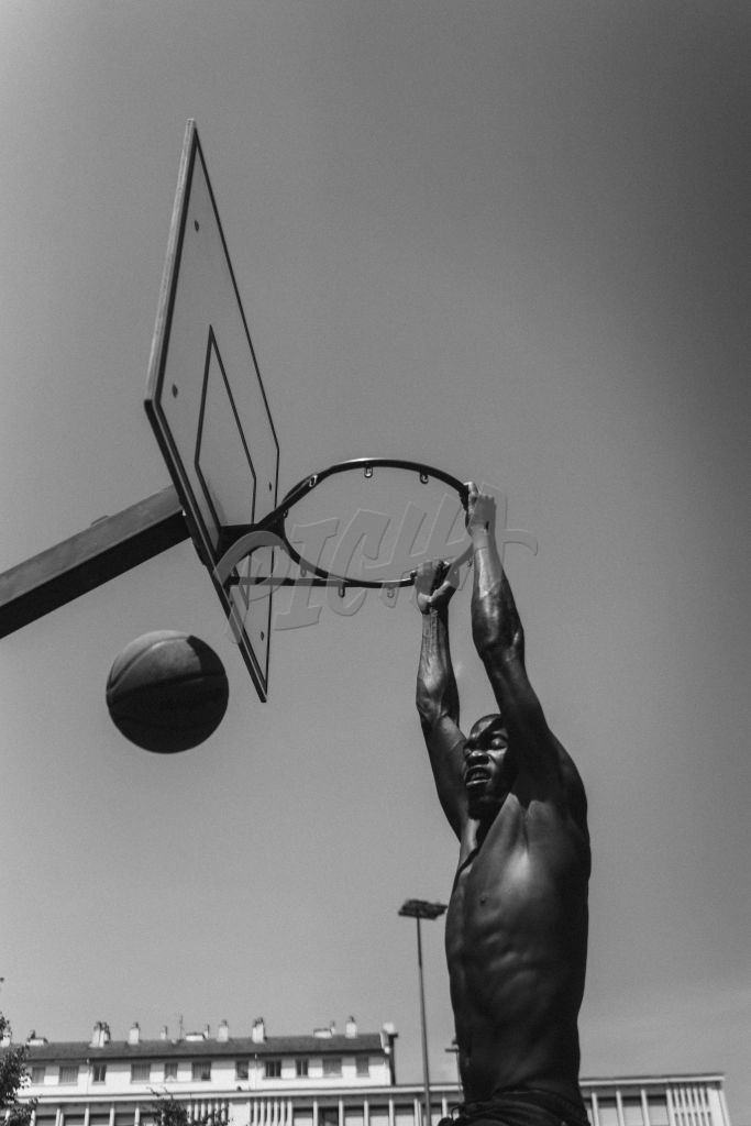 Making the dunk