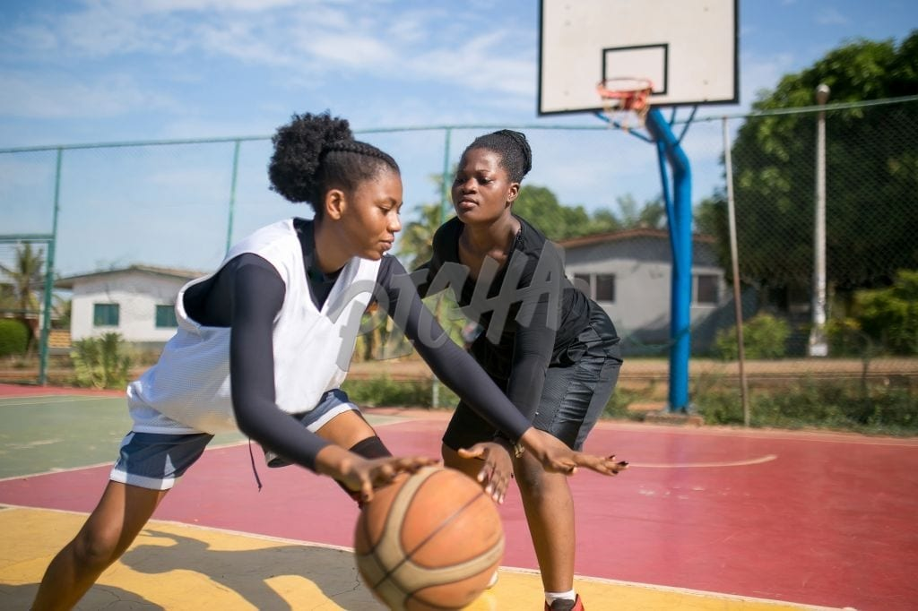 Playing one on one