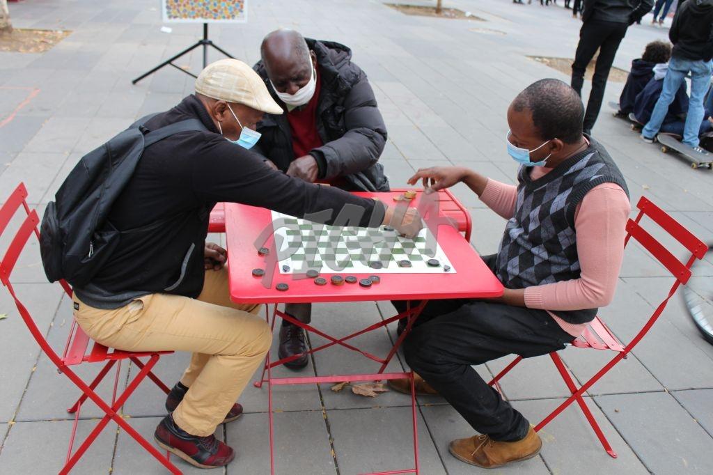 Checkers Not Chess