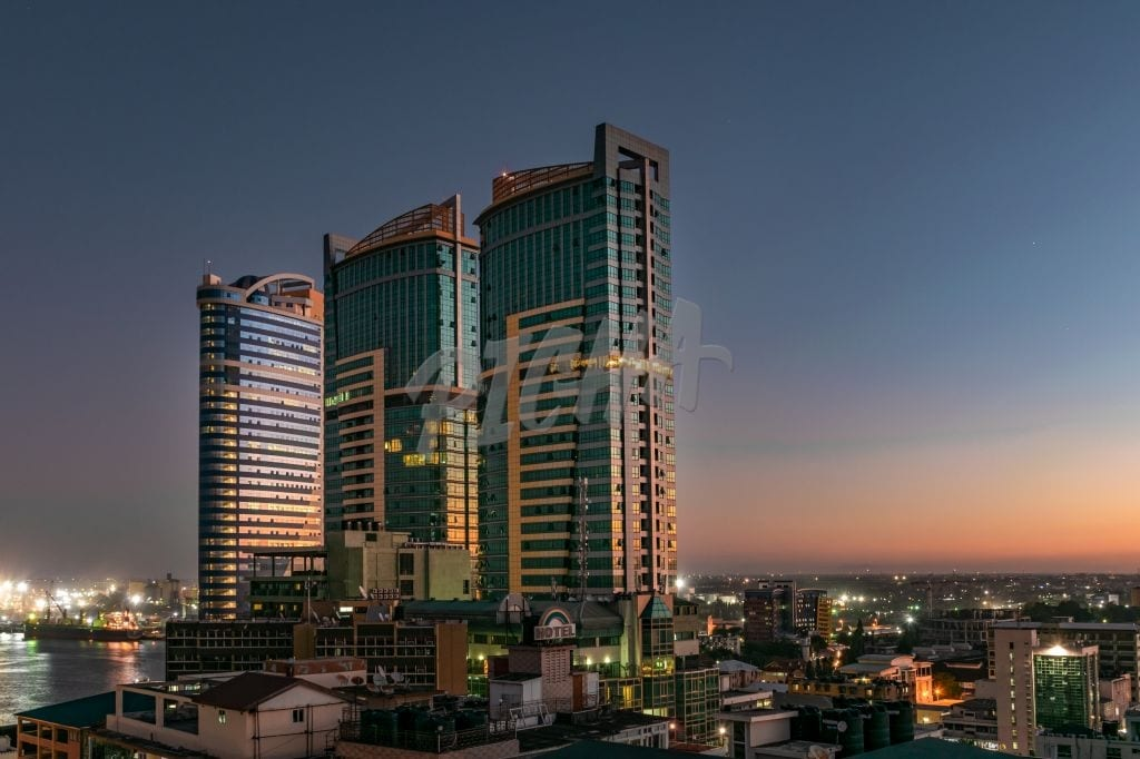 Central Business District, Dar es Salaam