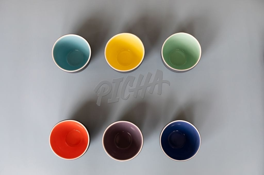 Colourful bowls