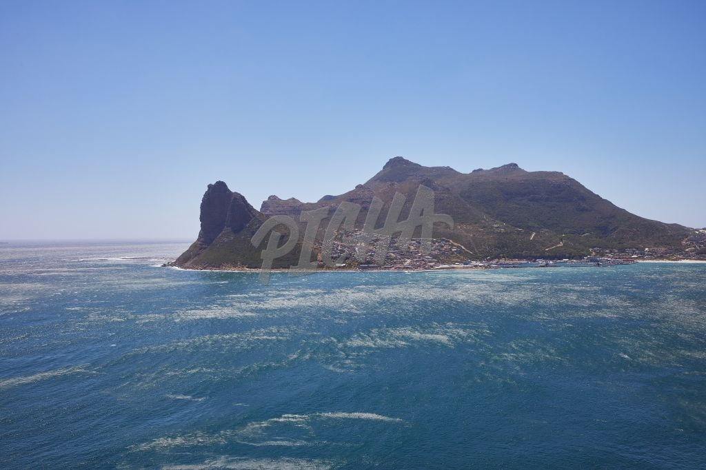 Ocean currents in Hout Bay