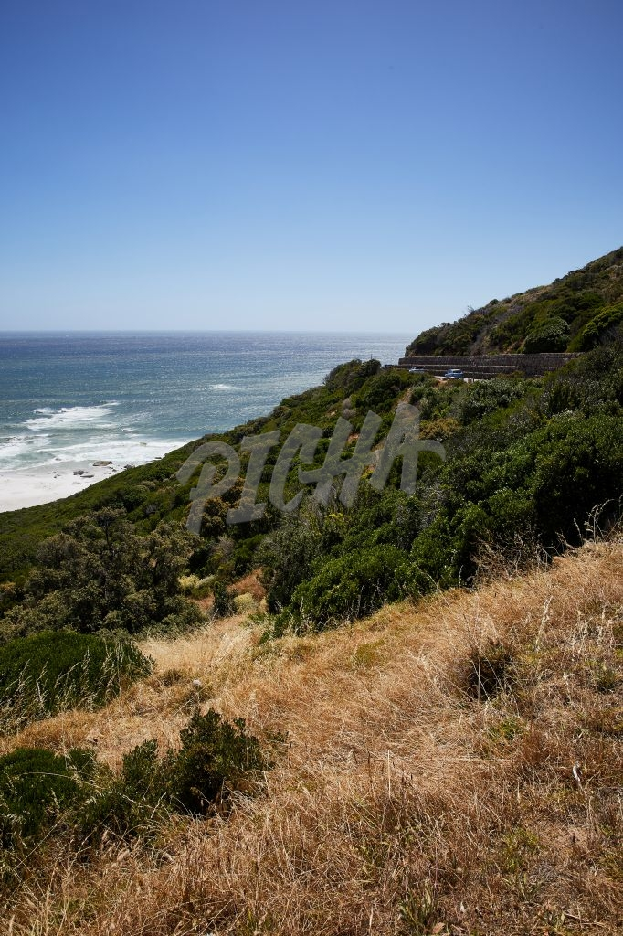 Winding Cape coastline