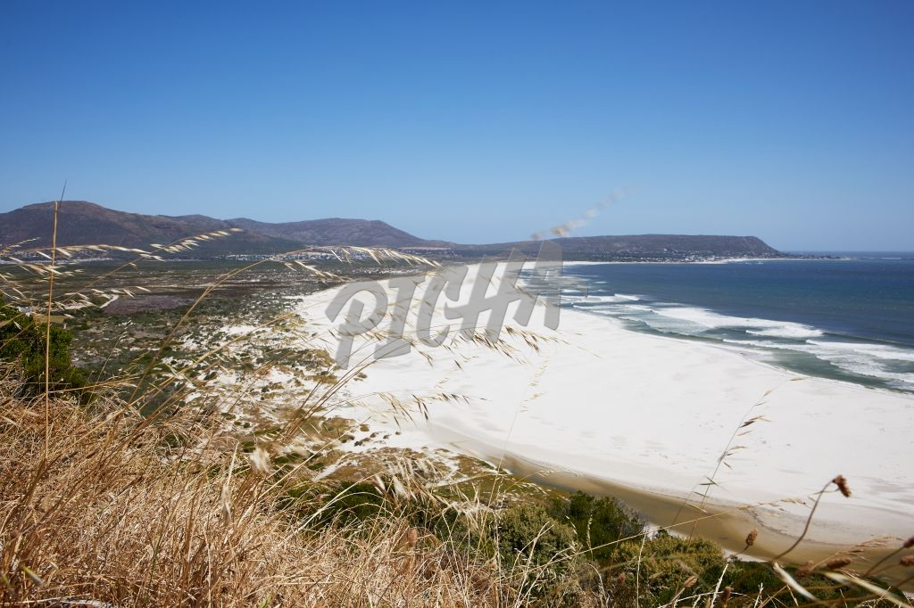 Empty beaches of Noordhoek