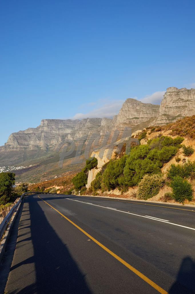 Open roads in the Cape