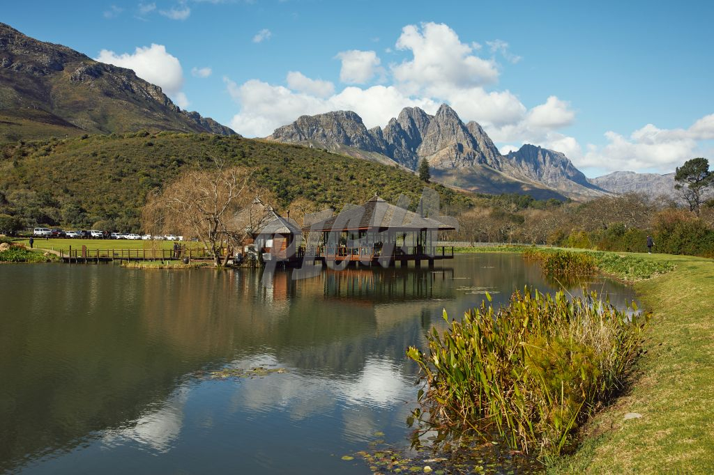 A weekend in Stellenbosch with family